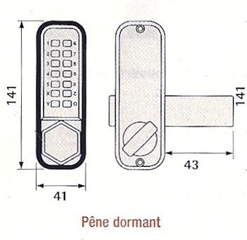 digicode bouton digicode m canique verrou code m canique. Black Bedroom Furniture Sets. Home Design Ideas