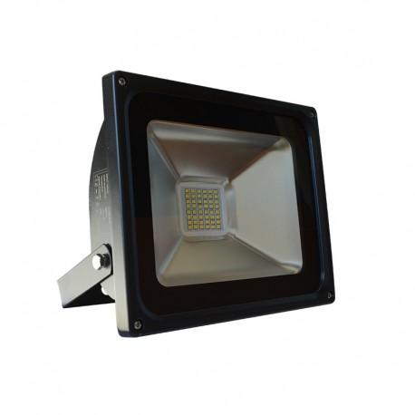 Projecteur ext rieur led cob plat 30w pour clairage ext rieur for Projecteur exterieur 1000w
