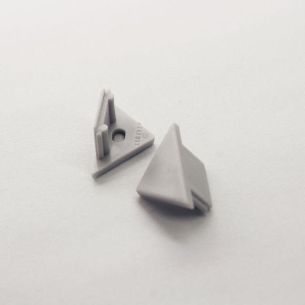 profil s led encastrable aluminium blanc noir pour. Black Bedroom Furniture Sets. Home Design Ideas