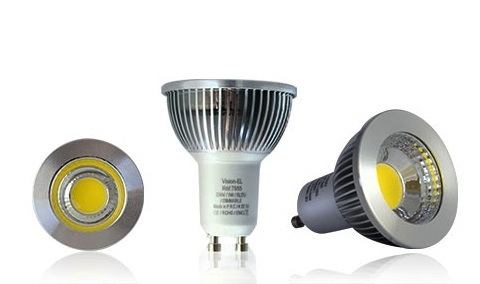 oule 233 lectrique led gu10 5w cob