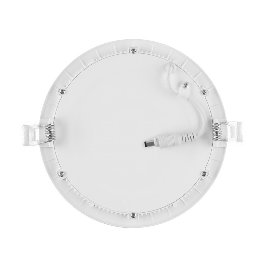 Plafonnier led / Dalle led /  Pavé led :rond  D195  15w