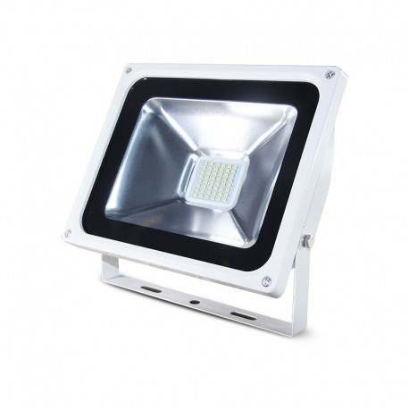 Projecteur ext rieur led cob plat 50w pour clairage ext rieur for Projecteur led exterieur 1000w