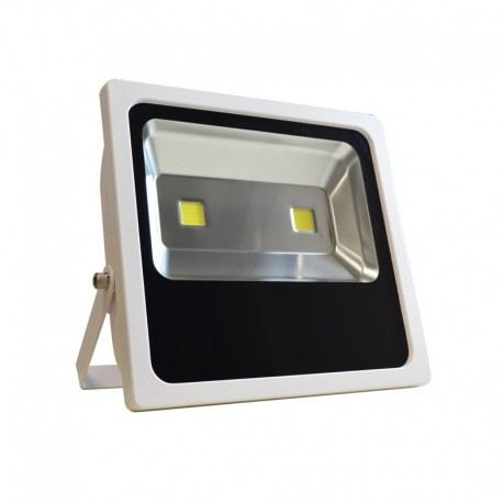 Projecteur ext rieur led cob 120w plat pour clairage for Projecteur led exterieur 1000w
